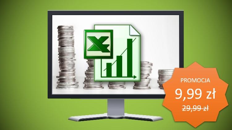Kurs: Excel - kalkulator kredytowy