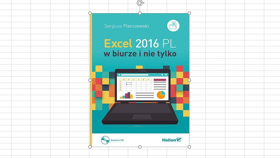 Excel 2016 W biurze i nie tylko - ksiazka ebook