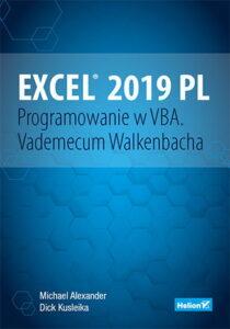 Excel 2019 Programowanie VBA pdf do pobrania